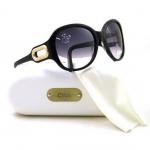 แว่นตา Chloe Women's Designer Sunglasses CL 2193 C01 สี Black