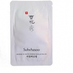 sulwhasoo snowise ex white ginseng exfoliating gel 1ml.*15