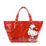 พร้อมส่ง / กระเป๋าของ Premium นิตยสารญี่ปุ่น คิตตี้สีแดง