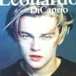 A Portrait Of Leonardo DiCaprio หนังสืออัลบั้มรูปลีโอนาโด้ ดิคาปริโอ
