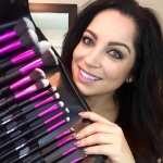 The City Color Photo Chic Makeup Brush Set 15 ชิ้น