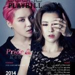 Pre Order / (Book) scene PLAYBILL : August (2014) (Kim Jun Su/Xia(JYJ))