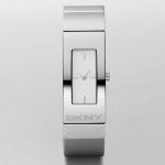 นาฬิกา DKNY Ladies Silver Dial SS Bangle รุ่น NY4623