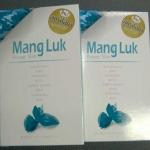 อาหารเสริมลดนํ้าหนัก Mangluk แมงลักลดน้ำหนัก กล่องฟ้า สูตรดื้อยา บรรจุ 10 แคปซูล