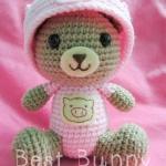 ตุ๊กตาหมีใส่ชุดหมู