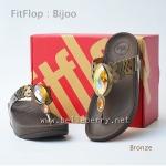 **พร้อมส่ง** FitFlop Bijoo : Bronze : Size US 9 / EU 41