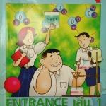 หนังสือกวดวิชาเคมี อาจารย์อุ๊ คอร์ส Entrance เล่ม 1 พร้อมแบบฝึกหัดและเฉลย