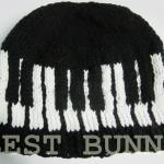 หมวกลายเปียโน