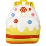 """""""พร้อมส่ง""""กระเป๋าเป้เด็กราคาถูก Brand LINDALINDA เหมาะกับเด็กเล็กในการสะพายไปเที่ยว หรือไปเรียนค่ะ มี2ซิป จุของได้เยอะค่ะ -ลายDeco cake(เค้กสีขาว)"""