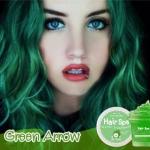 ทรีทเมนท์สีผม Toti Hair Spa Color Tratment สี Green Arrow