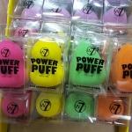 W7 ฟองน้ำ สี ชมพู
