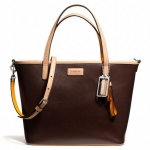 Coach Park Metro Leather Small Tote # 32462