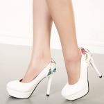 ♥รองเท้าส้นสูงแฟชั่นเกาหลี♥