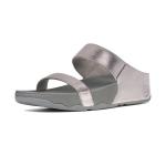 **พร้อมส่ง** รองเท้า FitFlop Lulu Slide : Pewter : Size US 5 / EU 36