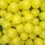 UT-5910 ลูกบอลเด็กสีล้วน 200 ลูก สีเหลือง