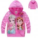 แจ็คเก็ต+เสื้อกันหนาว มีฮู้ด Frozen *02* 6 ตัว/แพค *ส่งฟรี*