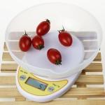 เครื่องชั่งใช้ในครัว ชั่งเนื้อ ชั่งผัก ชั่งผลไม้ ชั่งได้สูงสุด 5 กิโลกรัม