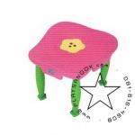 2SPT-1175 โต๊ะแอปเปิ้ล (หน้าโต๊ะมีช่องเก็บของ)(ต่อ1ชิ้น)