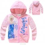 แจ็คเก็ต+เสื้อกันหนาว มีฮู้ด Frozen *04* 6 ตัว/แพค *ส่งฟรี*
