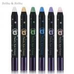 {เลิกผลิต} ** Holika Holika Pearly Eye Crayon #01 Pearly White [6000w] : เติมประกายไข่มุกให้กับดวงตาคู่สวยดูซอฟท์ใส