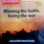 นิตยสารภาษาอังกฤษ The Economist  ( ฉบับ August 2 - 8 2014)