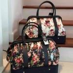 พร้อมส่ง / กระเป๋าลากใหม่ล่าสุดจ้าาา!!! กระเป๋าถือแบบ ((ก้นเปิด))