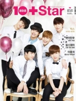 Pre Order / [2014] [VIXX/Girl`s Day/M]  [Book] Ten Asia 10+Star Magazine : March [2014] [VIXX/Girl`s Day/M]