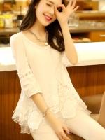 PRE:สินค้านำเข้า>เสื้อ (มีให้เลือก3สี)