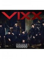 Pre Order /  (VIXX) - The First Special DVD / Voodoo [2DVD + 40p