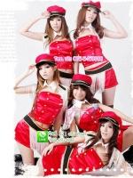 ชุดดรัมเมเยอร์ ชุดเชียร์ลีดเดอร์ แบบสวย ๆ จากสาว ๆ วง After school bang ของเกาหลี