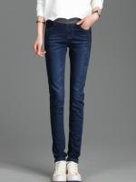Pre-Order:สินค้านำเข้า>กางเกงยีนส์ (มีให้เลือก2สี)