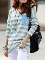 PRE:สินค้านำเข้า>เสื้อยาว (มีให้เลือก2สี)