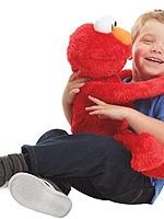SALE 60%[ของแท้ USA พร้อมส่ง] Big Hugs Elmo ตุ๊กตาเอลโม่ที่โต้ตอบสื่อสารเป็นภาษาอังกฤษได้50วลี และโอบกอดน้องได้ ร้องเพลงกล่อมนอน ส่งเสริมการเรียนรู้