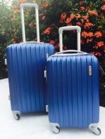 กระเป๋าล้อลาก Romar Polo ไฟเบอร์ 4 ล้อหมุน 360 ํ (ส่งฟรี)