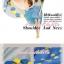 #หมดต้องพรีออเดอร์# ADB104 ใหม่! ชุดแซก/เดรส เทรนด์หน้าสั้นหลังยาว แขนกุด ลายจุดสีฟ้าเหลือง แต่งสร้อยเก๋ไก๋ thumbnail 2