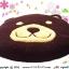 เบาะรองนั่งแฟนซี-หมี-สีน้ำตาลไหม้ thumbnail 1