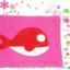 พรมเช็ดเท้าแฟนซี-Size L-ปลาวาฬ-บานเย็น thumbnail 2