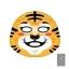 Thefaceshop Character Mask - Tiger thumbnail 1