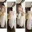 [[พร้อมส่ง]] bykp07/047 summer maxi style korea แม๊กซี่ยาวสุดหรู ลุคผู้ดี ค่ะ ตัวนี้งานสวยมากค่ะ เนื้อผ้าชีฟองเกรดดี thumbnail 2