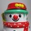 Snowman สังกะสีไขลาน thumbnail 2