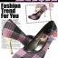Shoes107 Sweeties Scott High heel Shoes ใหม่! รองเท้าคัชชูส้นสูงลายสก๊อตสีหวาน น่ารักมาก ส้นสีเงินหรูหรา ไซส์ 36 thumbnail 1