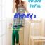 #ใหม่#SKINNYฮิตฮอตแฟชั่นเกาหลีเก๋สุดๆ PB376 ClassicSkinny กางเกงสกินนี่ Skinny ผ้ายืดเนื้อหนา ผ้านิ่ม รุ่นนี้ทรงสวยใส่สบายไม่มีไม่ได้แล้ว สีเขียว XL thumbnail 1