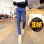 กางเกงผู้ชาย | กางเกงยีนส์ชาย กางเกงยีนส์ขายาว แฟชั่นเกาหลี thumbnail 2