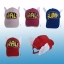 หมวกอาราเร่ ชุด 6 thumbnail 1