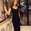 (ฟรีไซส์) [พร้อมส่งสีดำ] ATA329 ใหม่! Sexiest Dress เดรส/แซคผ้ายืดผ่าหน้าตัวยาว ใส่แบบเซ็กซี่ หรือใส่แบบเฉี่ยวเปรี้ยวเก๋ๆ สวยสุดๆ #420 thumbnail 2