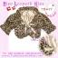 สไตล์สาวเกาหลี ลุคใสๆTB477 : Fur Cardigan Blink Korean: ใหม่! เสื้อคลุมตัวสั้นเฟอร์ลายเสือลุคสาวเกาหลีน่าหยิก ผูกโบซาติน ด้านในบุอย่างดีด้วยซาติน thumbnail 1