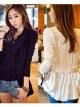 PRE-ORDER :: สินค้านำเข้า > เสื้อสูทคลุม > ดำ/ขาว