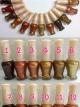 ยาทาเล็บเกาหลี Lappa คละสี ยกโหล SET สีทอง