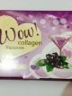 ผลิตภัณฑ์เสริมอาหาร คอลลาเจนพลัส Wow Collagen ว๊าว คอลลาเจน 15000mg. 5 ซอง กลิ่นบูลเบอร์รี่