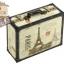 กระเป๋าเดินทางวินเทจ รุ่น vintage classic ลายเมืองปารีส ขนาด 24 นิ้ว thumbnail 5